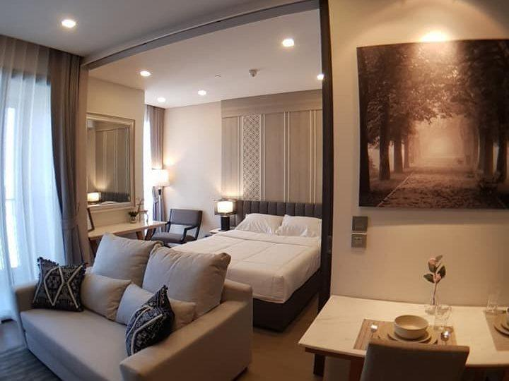 Ashton Asoke - 1 bed - Floor 21, 22 and 24