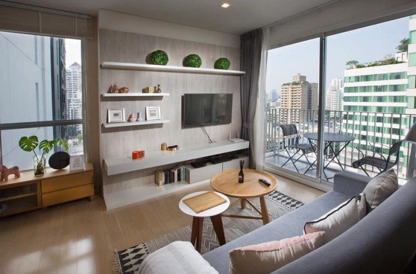 HQ Thonglor - 1 bed - floor 18