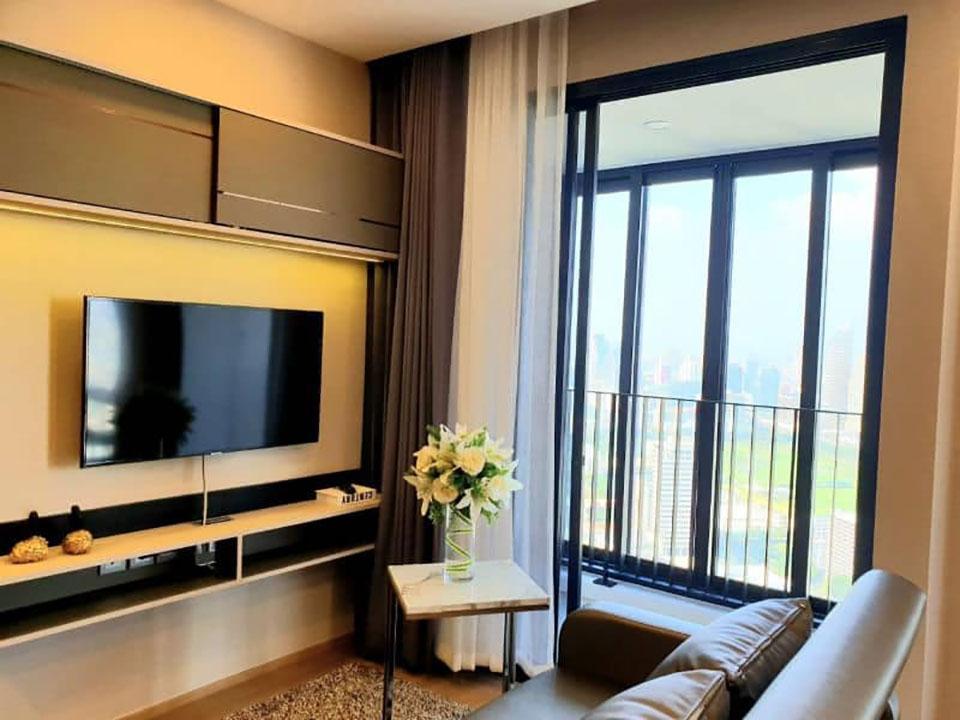 Ashton Chula Silom - 1 bed - floor 51