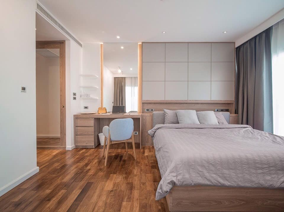 Noble Ora - 2 bed 2 bath - floor 12