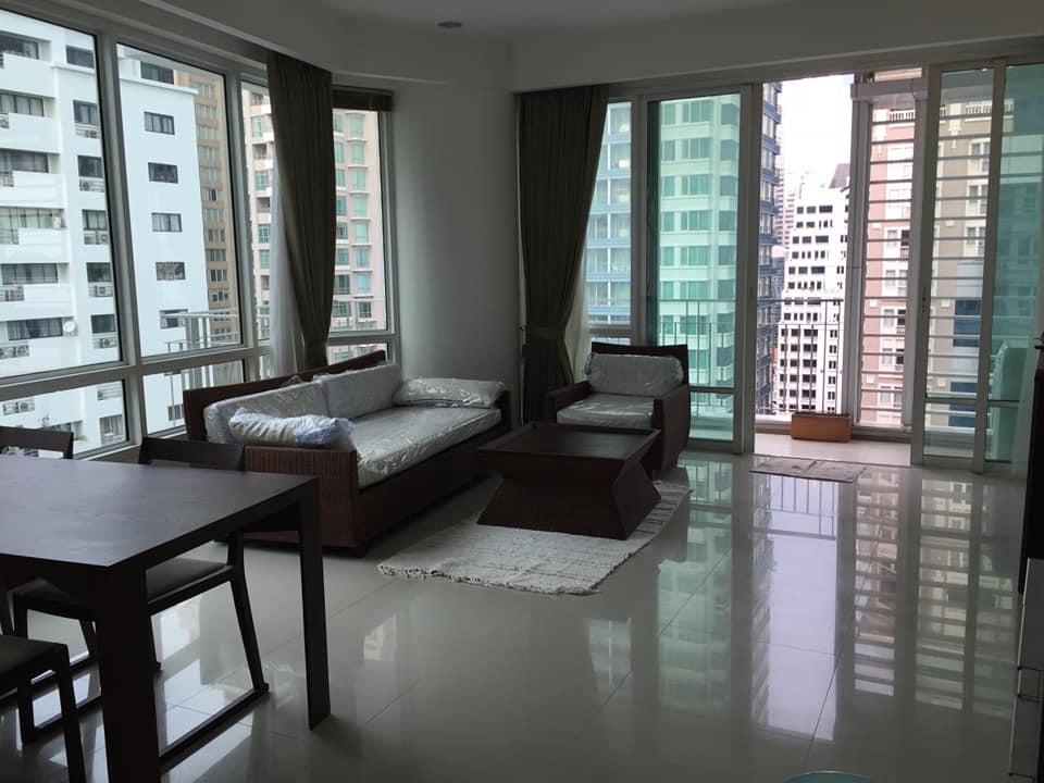 baan Rajprasong - 2 bed 2 bath - floor 17