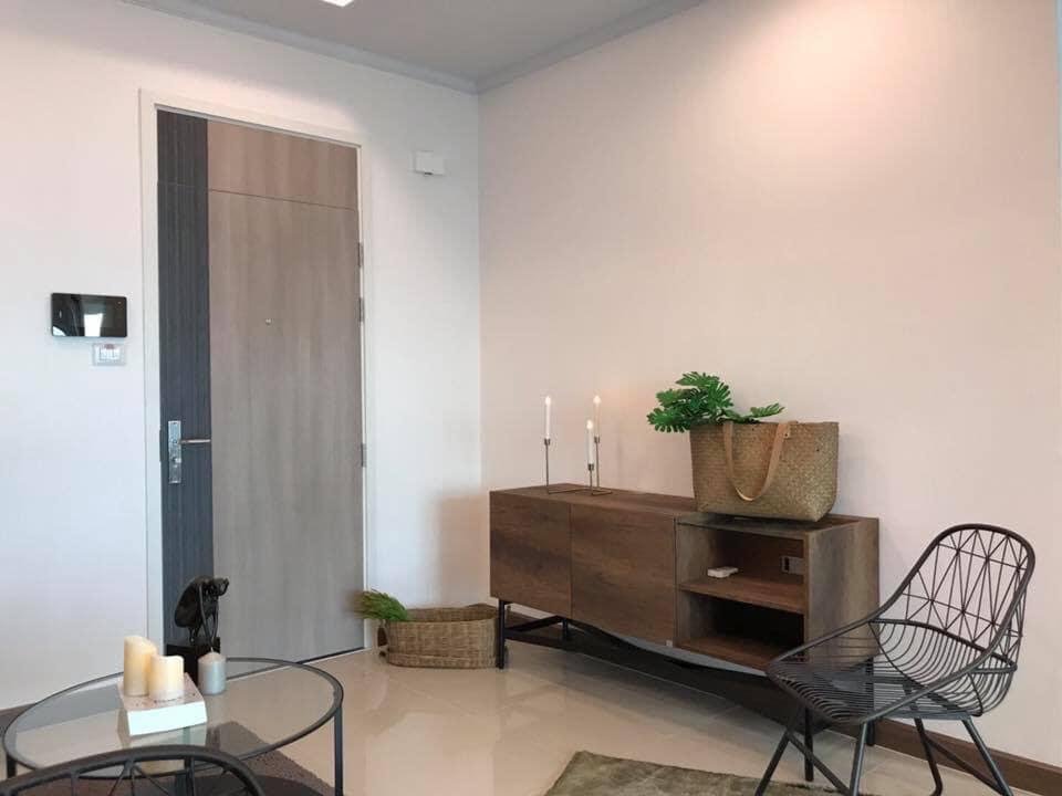 Supalai Elite Phayathai - 1 bed - floor 27