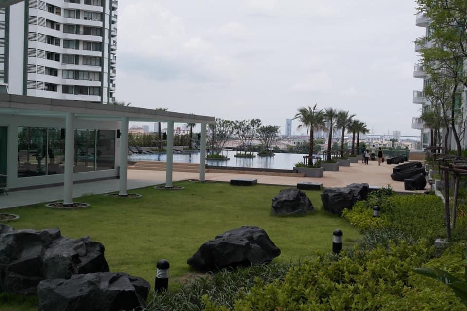Supalai River Resort - 1 bed - floor 12A