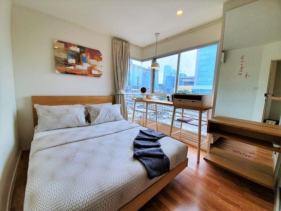 Lumpini place Rama 4 - 1 bed - floor 5