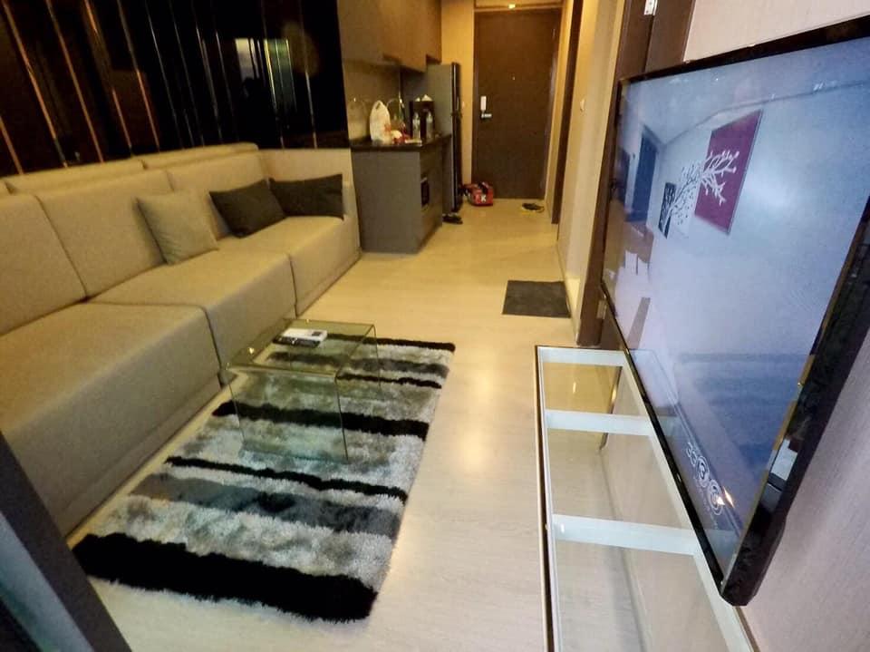 Rhythm Asoke - 2 bed 1 bath - floor 26