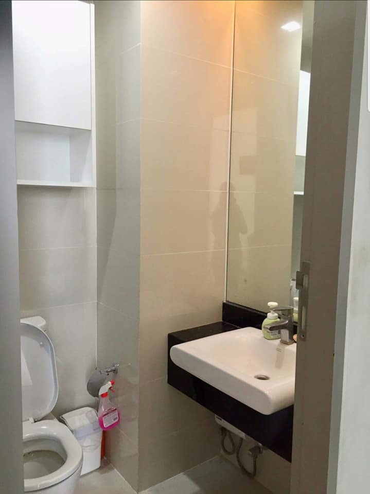 Ideo Verve Ratchaprarop - 2 bed 1 bath - floor 33
