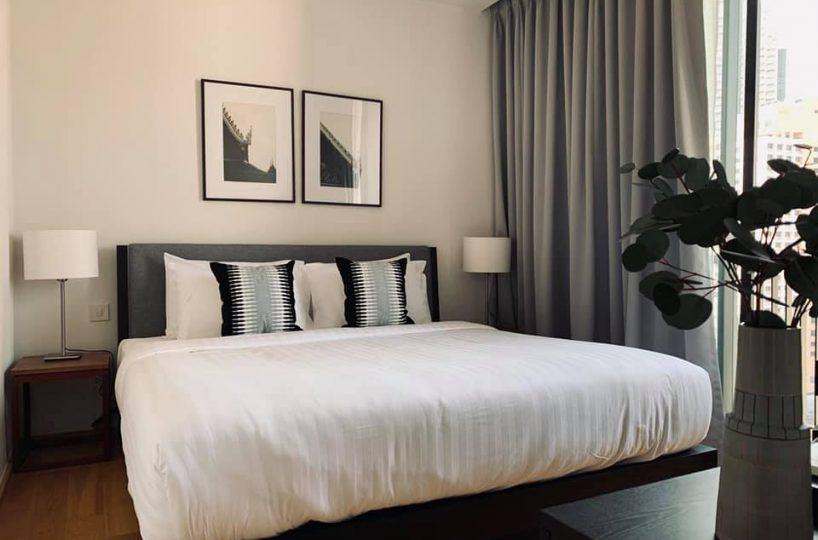 Noble Revo Silom - 2 bed 2 bath - floor 17