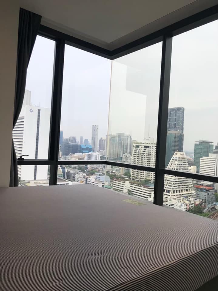 Ashton Silom - 2 bed 2 bath - floor 24
