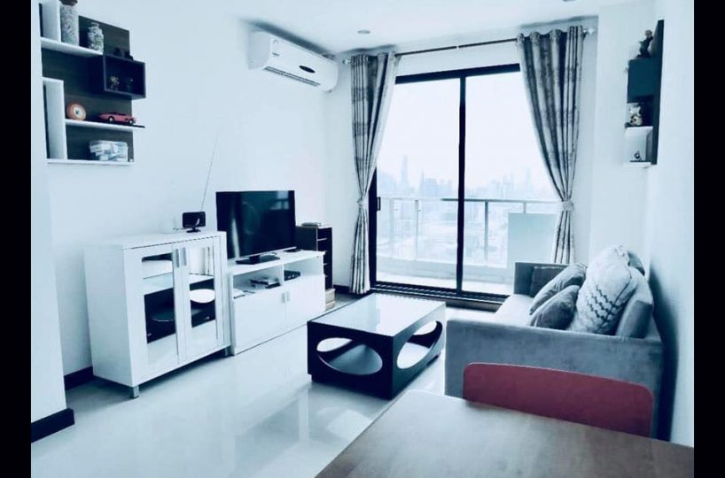 Supalai Premier Ratchathewi - 1 bed - floor 34