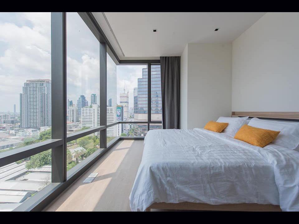 Ashton Silom - 2 bed 2 bath - floor 16