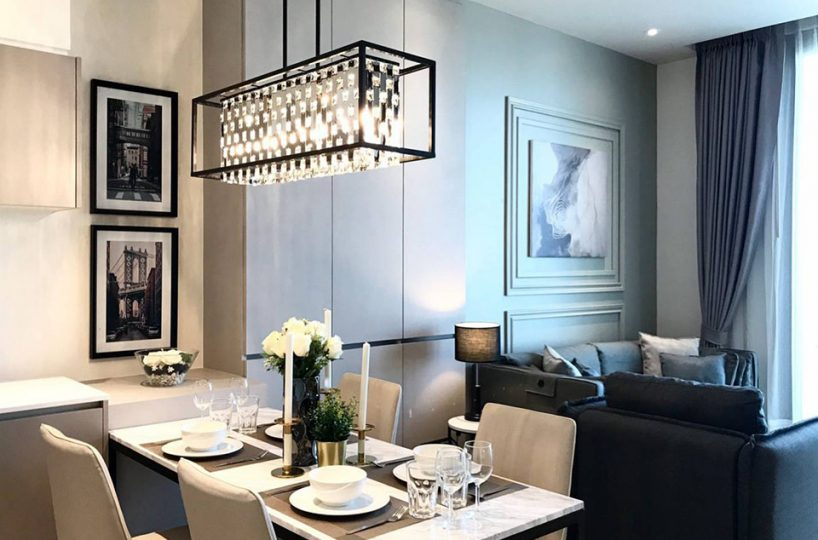 Magnolias Waterfront Residences - 1 bed - Floor 27