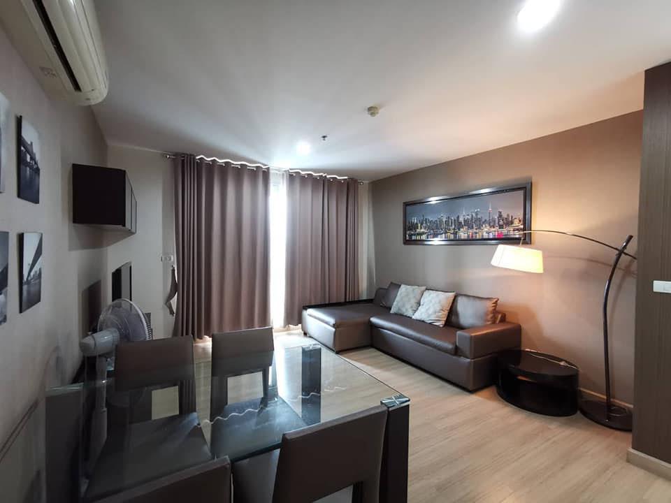 Life @ Ladprao 18 - 2 bed 2 bath - floor 24