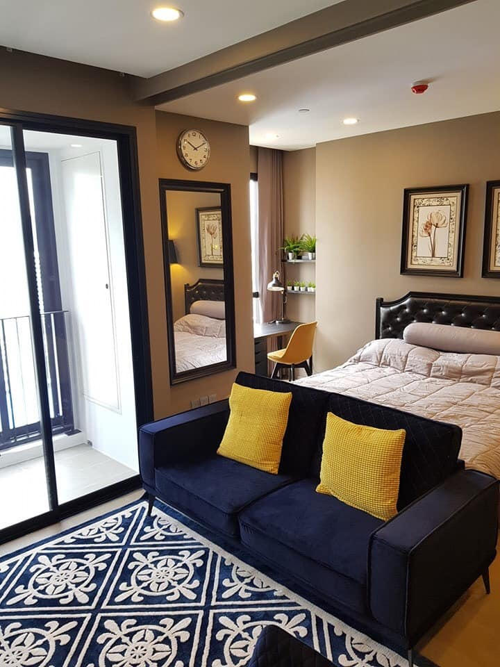 Ashton Chula Silom - 1 bed - Floor 18