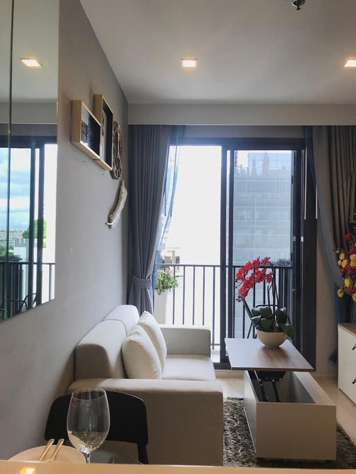 M Thonglor - 1 bed - floor 8