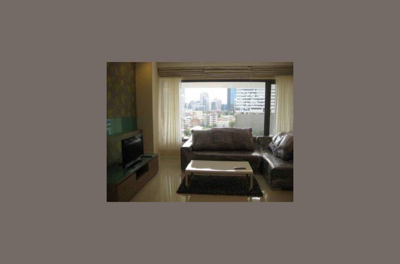 Amanta Lumpini - 1 bed - floor 11