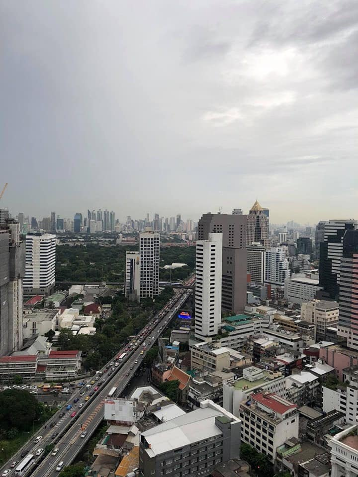 R1001 - Ashton Chula Silom - 1 bed - floor 20