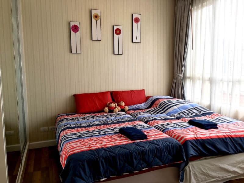 R974 The Bloom Sukhumvit 71 - 3 bed 4 bath - floor 7