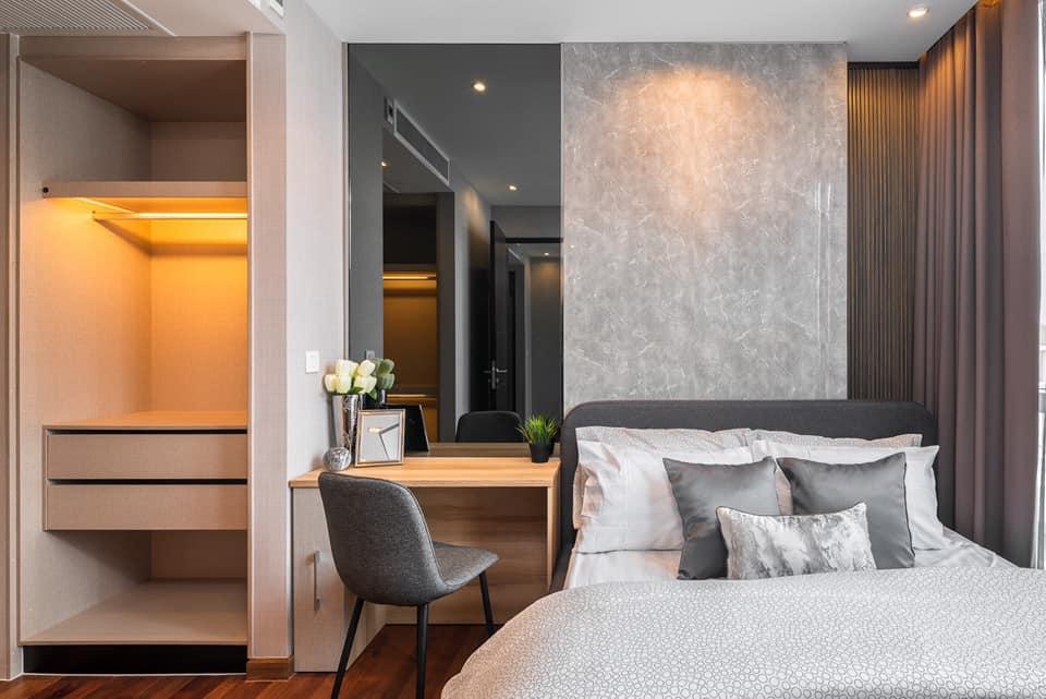 R972 Wish Signature Midtown Siam - 1 bed - floor 27