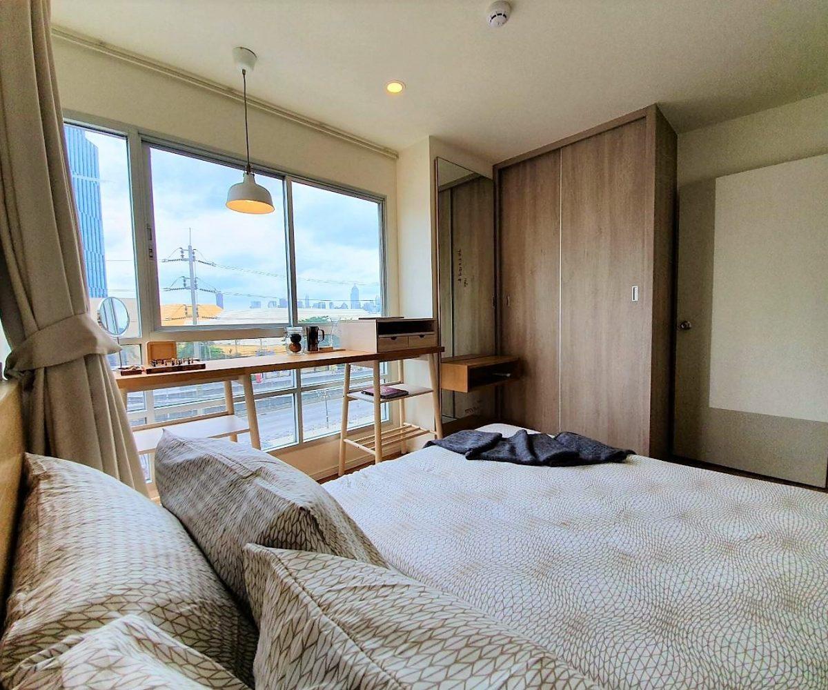 925 Lumpini place Rama 4 Ratchada - 1 bed - floor 5