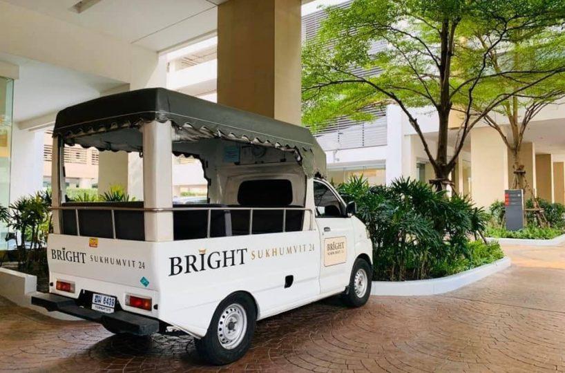 Bright 24 - 1 bed - floor 6