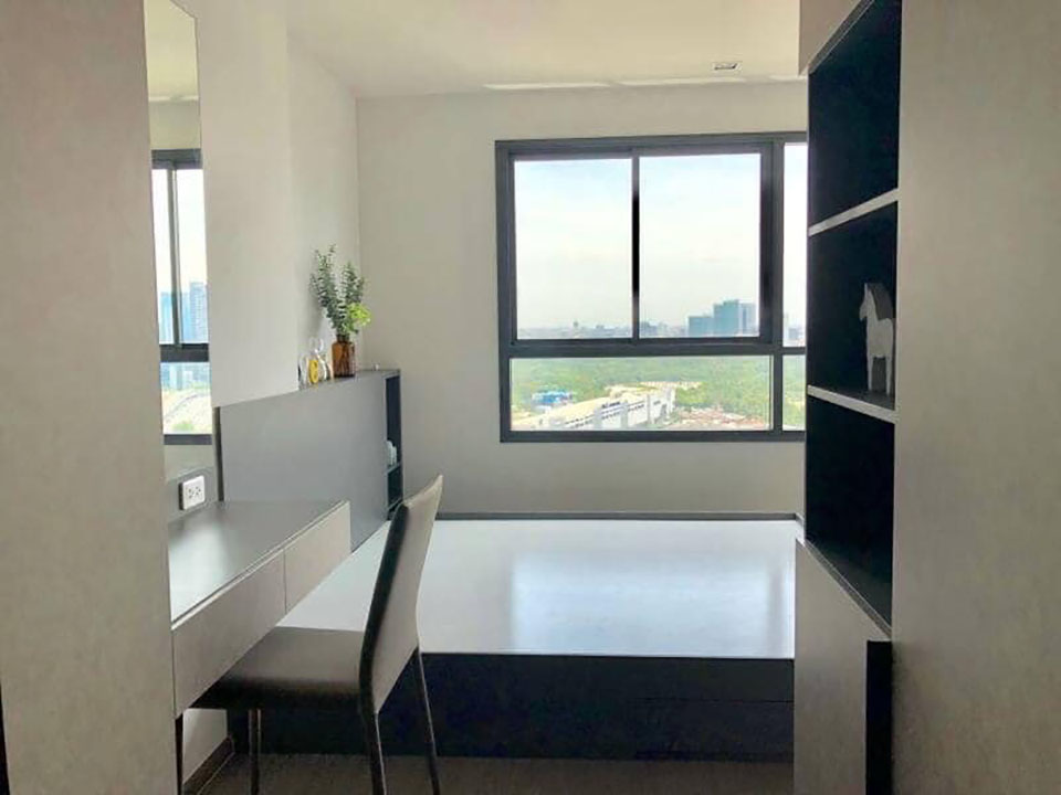 R1014 - Ideo Phahol Chatuchak - 1 bed - floor 30