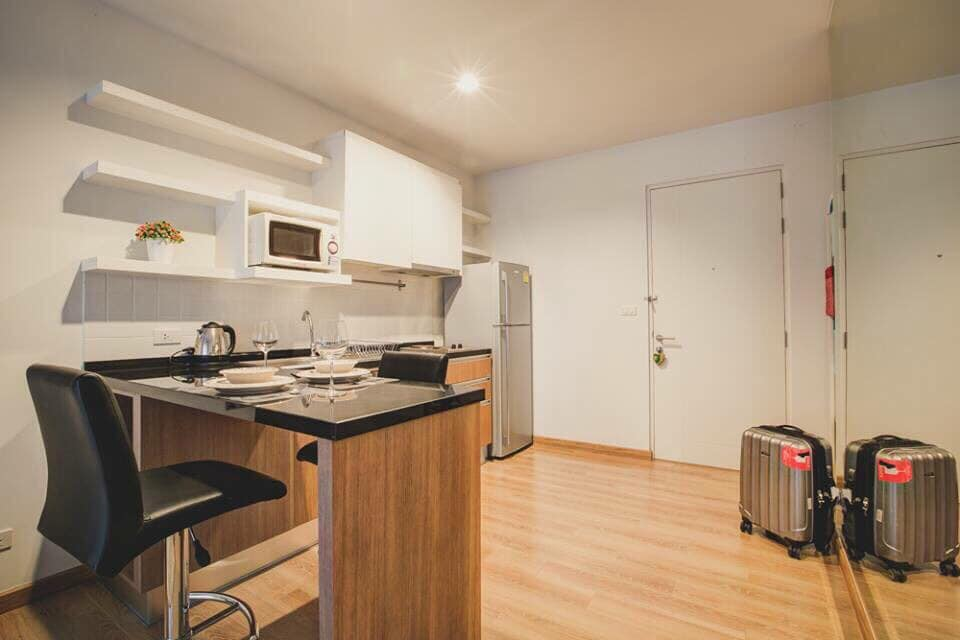R977 The Seed Musee - 1 bed - floor 8
