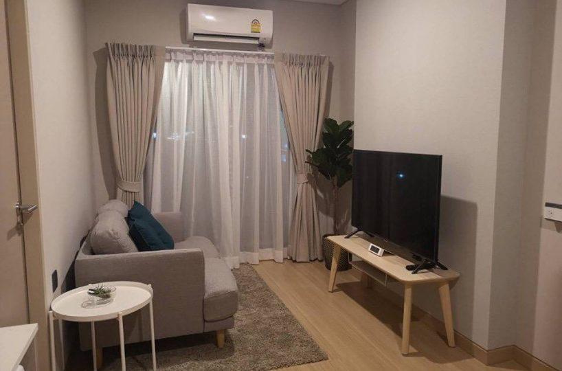 R897 Lumpini Suite Din Daeng Ratchaprarop - 1 bed - floor 9