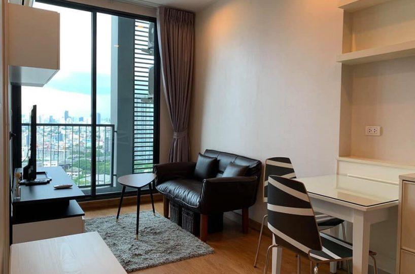 R970 Q House Sukhumvit 79 - 1 bed - floor 27