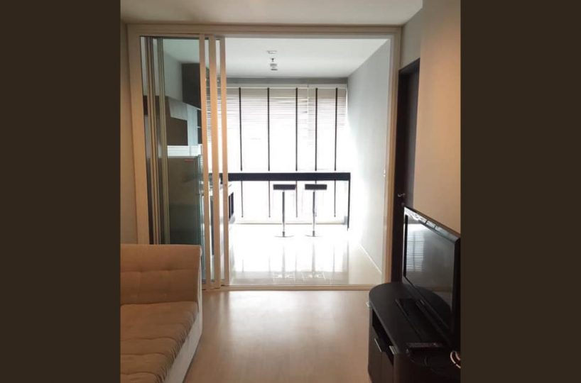 Rhythm Sukhumvit 44/1 - 1 bed - floor 10