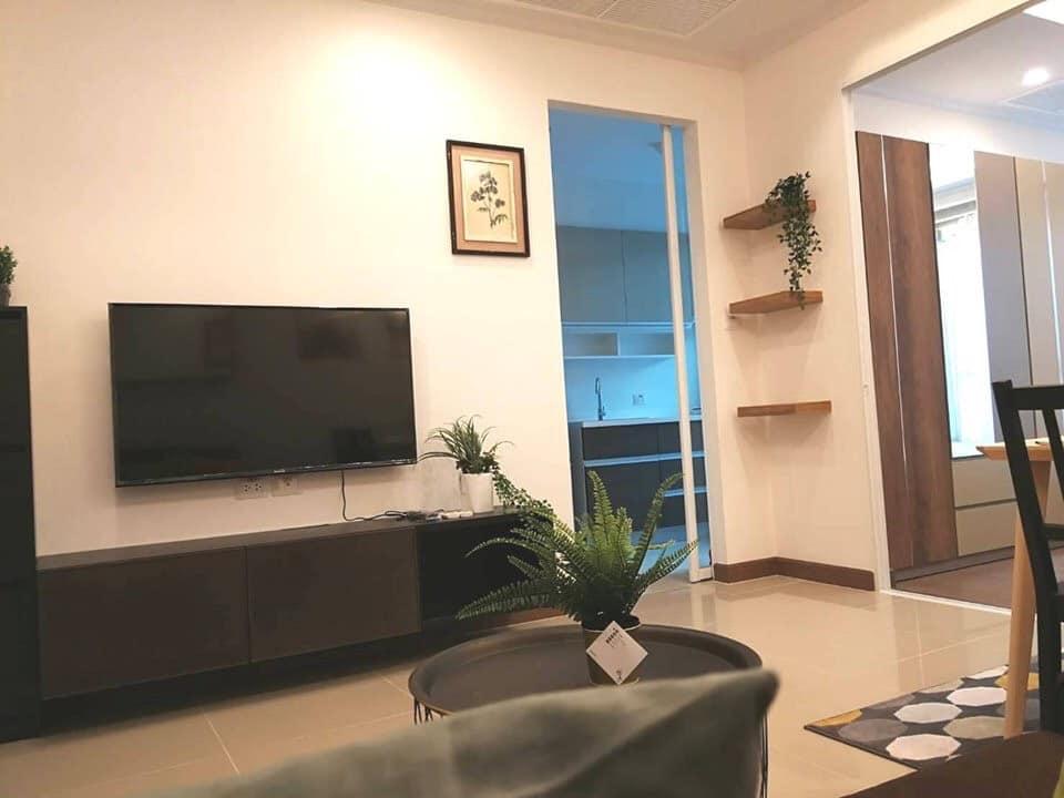 Supalai Elite Phaya Thai - 1 bed - floor 16