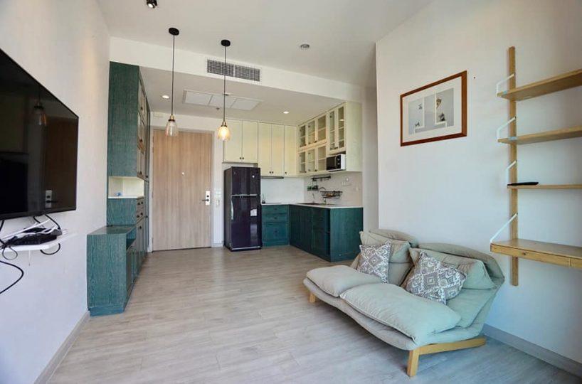 The Capital Ekkamai Thonglor - 2 bed 2 bath - floor 19