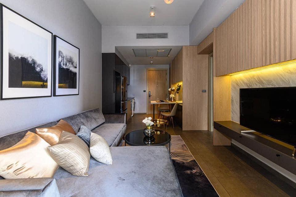 The Lofts Asoke - 1 bed - floor 17/18/19