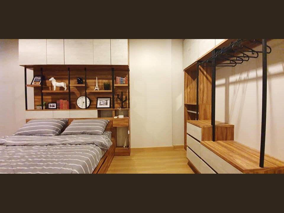 Voque Sukhumvit 31 - 1 bed - floor 2