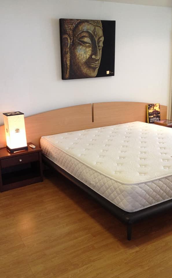 S225 - Beverly Tower - 2 bed 1 bath - floor 2