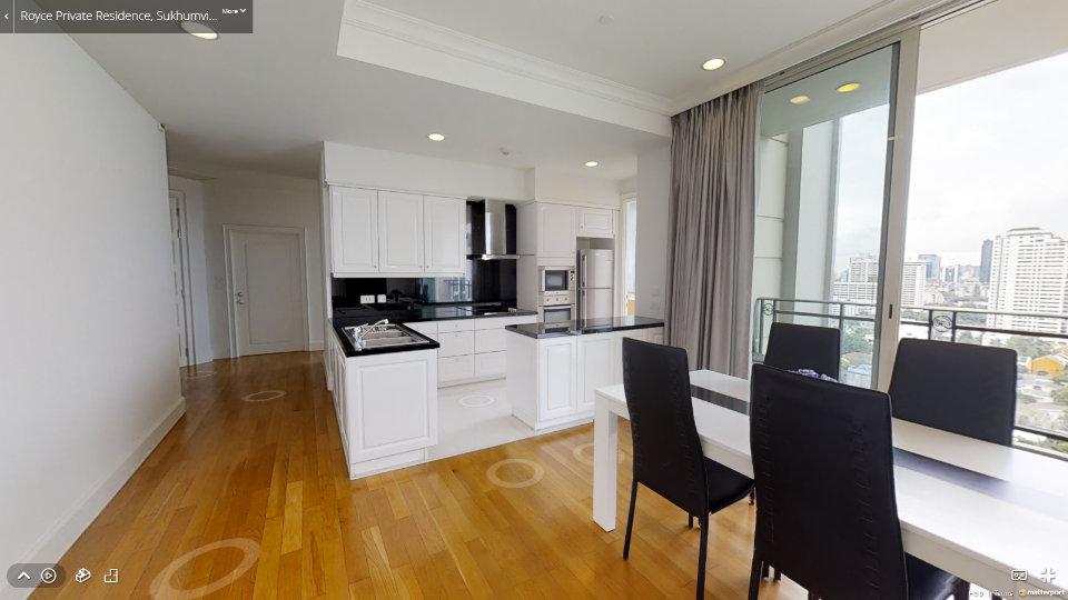 R1437 Royce Private Residences - 2 bed 2 bath - floor 18