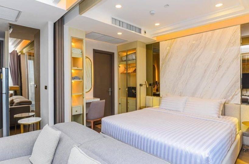 R1450 Ashton Chula Silom - 1 bed - floor 44