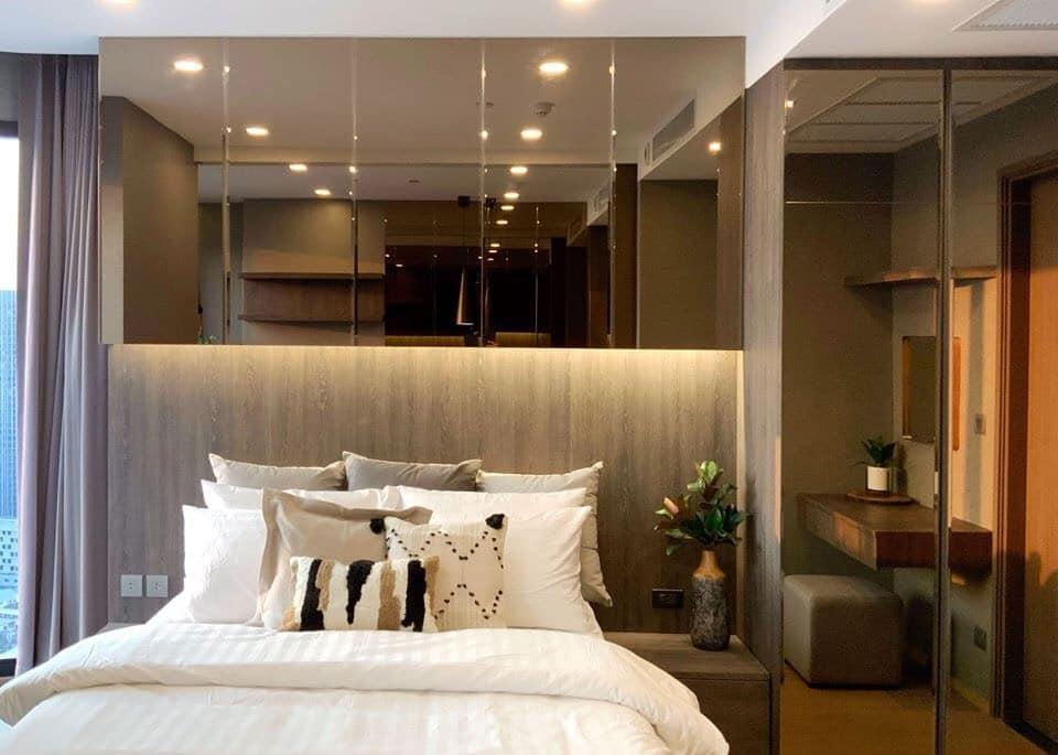 R1402 Ashton Chula Silom - 1 bed - floor 34