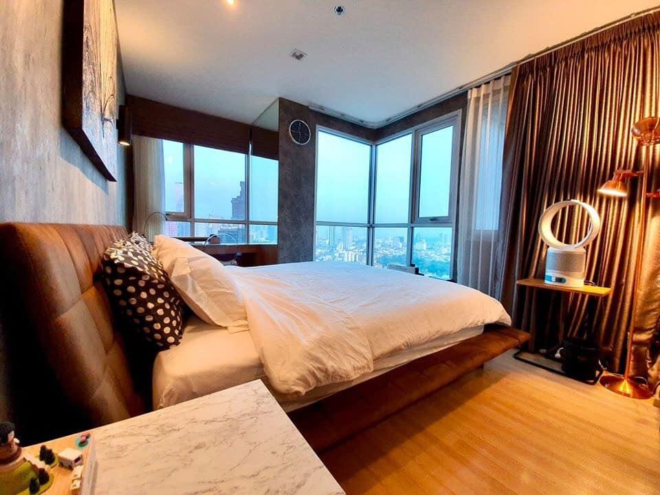 R1455 Rhythm Sathorn - 1 bed - floor 32