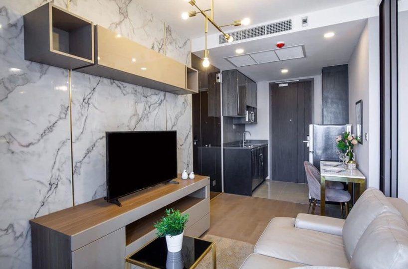 R1429 Ashton Chula Silom - 1 bed - floor 34