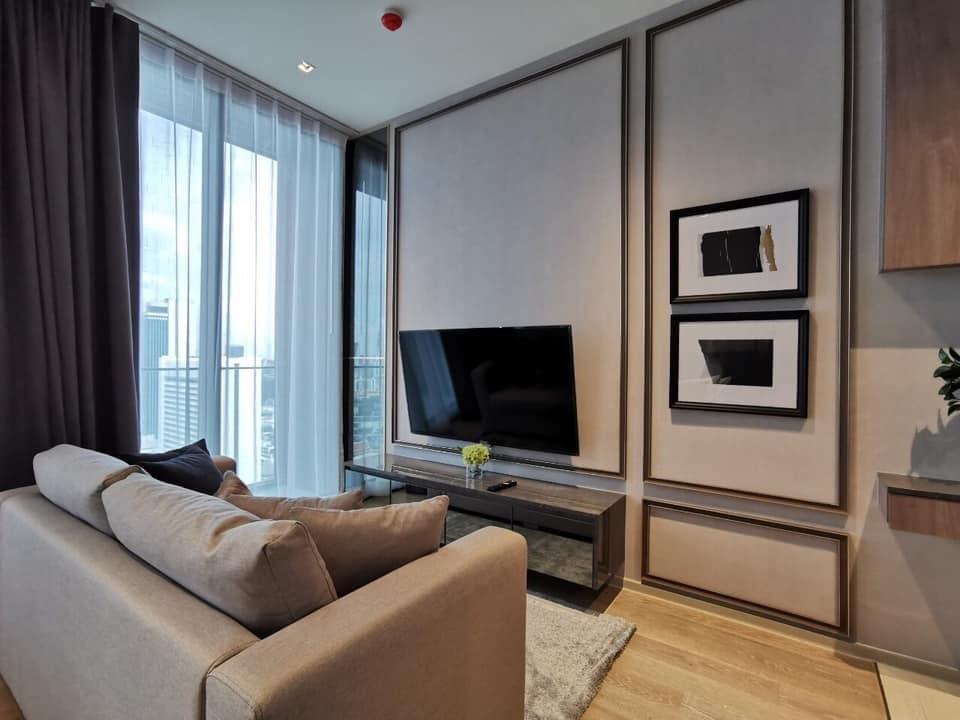 R1387 Ashton Silom - 1 bed - floor 35