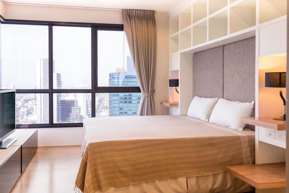 R1431 HQ THonglor - 2 bed 2 bath - floor 28