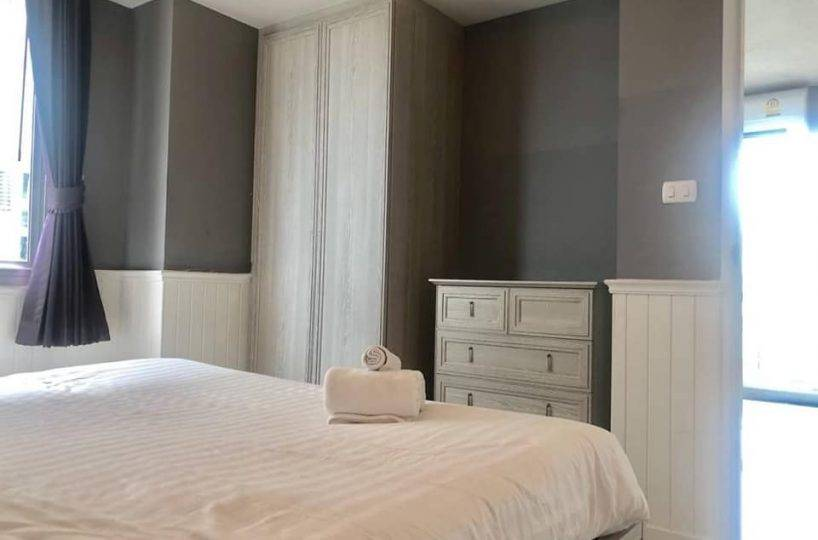 R1443 Waterford Sukhumvit 50 - 2 bed 2 bath - floor 7