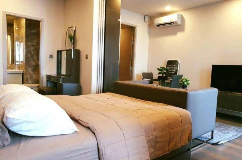 R1444 Ideo Q Ratchathewi - 1 bed - Floor 27