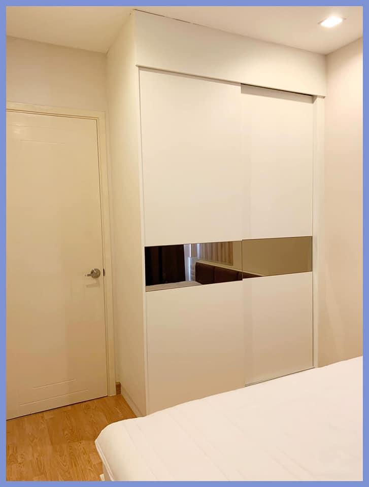 R1410 Q House Sukhumvit 79 - 2 bed 1 bath - floor 14