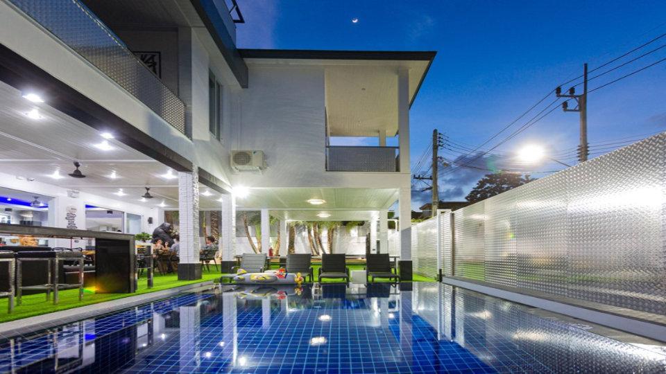 Pool View - Villa Hotel Rawai Phuket - 7 beds 7.5 baths