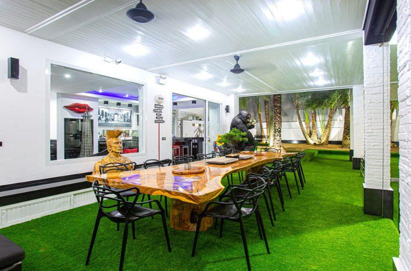Dining Area Villa - Villa Hotel Rawai Phuket - 7 beds 7.5 baths