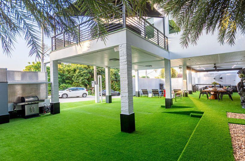 Entrance and Overview - Villa Hotel Rawai Phuket - 7 beds 7.5 baths