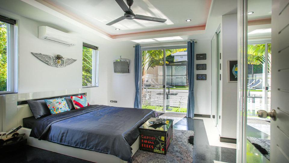 Bedroom 3 - Villa Hotel Rawai Phuket - 7 beds 7.5 baths