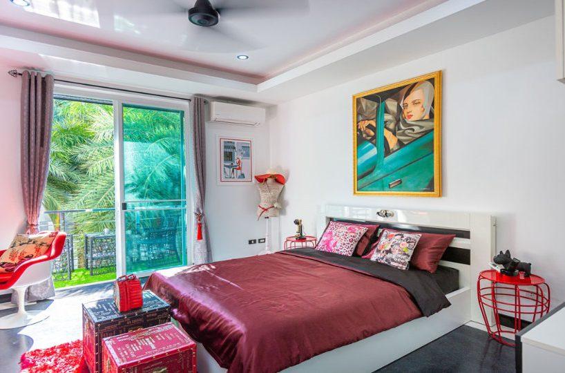 Bedroom 4 - Villa Hotel Rawai Phuket - 7 beds 7.5 baths