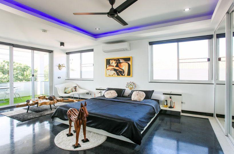 Bedroom 6 - Villa Hotel Rawai Phuket - 7 beds 7.5 baths